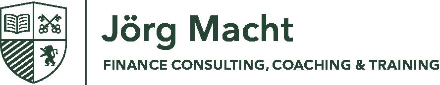 Jörg Macht - Finance Consulting, Coaching & Training